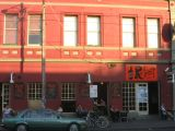 The red cafe in Brunswick