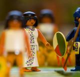 Playmobils figures