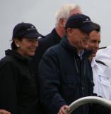 Deutscher Bundes Präsident Herr Horst Köhler & Frau Eva Louise