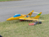 Jet Model Fly