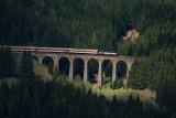 R801 Horehronec on Chramossky viaduct