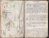 Une page du manuscrit du premier topo