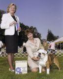 Westchester Kennel Club Sunday, September 10, 2006 Mrs. Sari Brewster Tietjen