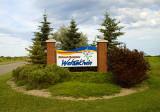 Wetaskiwin West Entrance on Highway 13