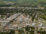Wetaskiwin City Centre July 26. 2008
