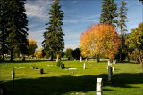 The Old Wetaskiwin Cemetery