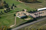 The Wetaskiwin Golf Cub  Club House
