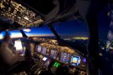 Nightflight over Spain