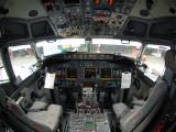 Cockpit 737-800