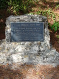 Oscar Scherer State Park Monument