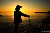 Sunrise in Cagwait, Surigao del Sur  (2008)