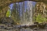 HDR - Spout Rock Falls