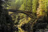 Bridge at Moulton Falls