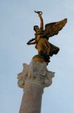 Angel on the Victor Emmanuel II Monument Rome