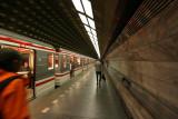 Prague metro 1