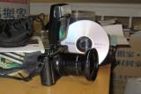 LX3 + DMW-LA4 lens adapter + DMW-LW46 wide angle lens