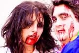 Perth Halloween Zombie Walk