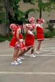 Cheer leader spoof (guys)