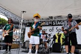 The Jackstraws (doing surf music)