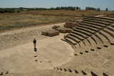 Amphitheatre at Pafos Archaeological Site