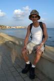 Chris on Pafos Promenade 02