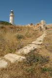 Pafos Archaeological Site Lighthouse 03