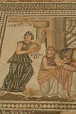 Pafos Archaeological Site Mosaics 09
