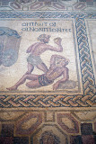 Pafos Archaeological Site Mosaics 39