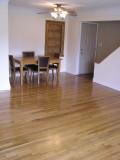 Living room, Dining L, Door to  garage
