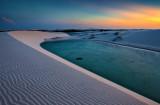 dunes & lakes
