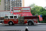FDNY Picking Up Daily Provisions