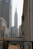 Empire State Building from Pennsylvania Station