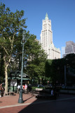 Woolworth Building from NYC Municipal Building