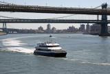Brooklyn, Manhattan & Williamsburg Bridges from Pier 17