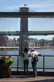 Brooklyn Bridge from Pier 17