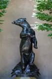 Bear Statue near the Delacorte Clock