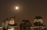 Full Moon - Downtown Manhattan