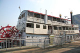 Paddle Wheel River Boats at Pier 40