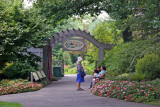 Children's Adventure Garden Entrance