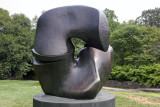 Locking Piece - Henry Moore Sculpture