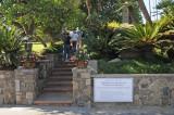 Self-Realization Fellowship Garden and Gift Shop in Encinitas