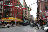 Chinatown & Little Italy at Grand Street