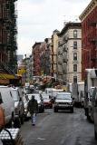 Chinatown Street - North View from Hester Street