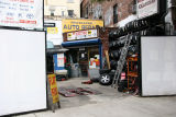 Auto Repair Shop on the Bowery