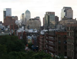 Early Evening - Downtown Manhattan