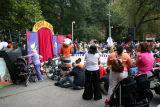 Circus Amok Performance