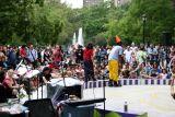 Circus Amok Performance - Clown Act