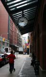 Mercer Hotel Clock & Canopy