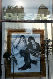 Diesel Fashions at Union Square West & 14th Street