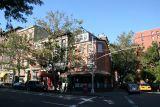 Hudson Street  at Charles Street